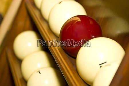 balls for russian billiards
