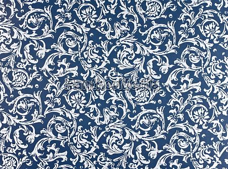 vintage blue surface