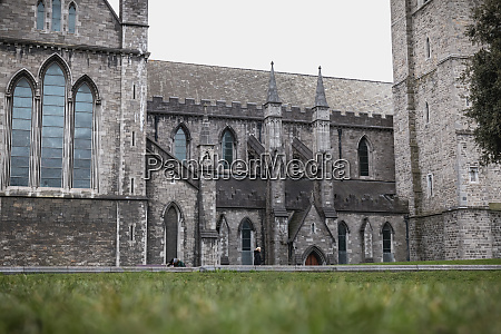 architectural detail of st patrick s