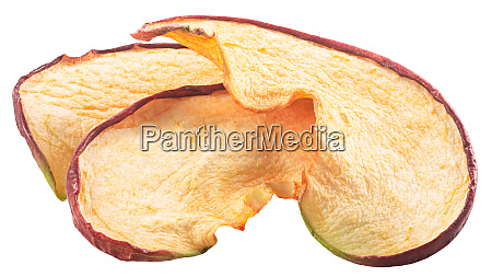 red apple crisp chips paths