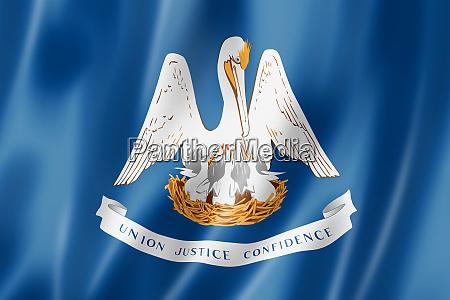 louisiana flag usa