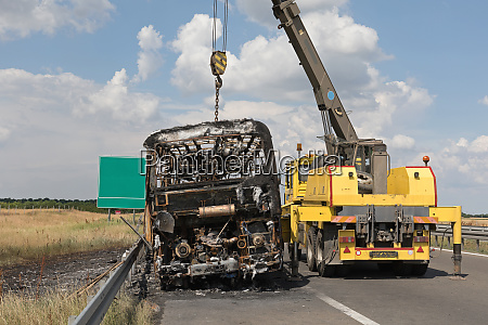 highway bus recovery