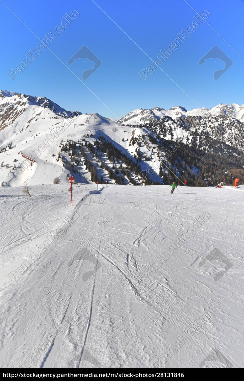 skiing, insouthern, tyrol - 28131846