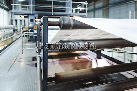print line with newspaper