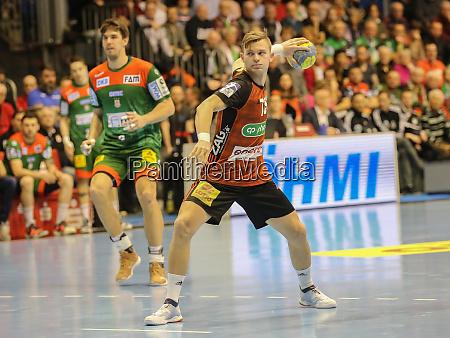german, handball, player, timo, kastening, , tsv - 28135293