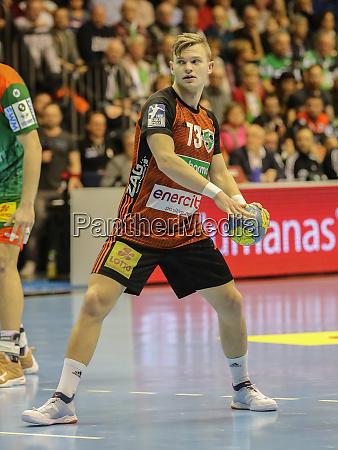 german, handball, player, timo, kastening, , tsv - 28135294