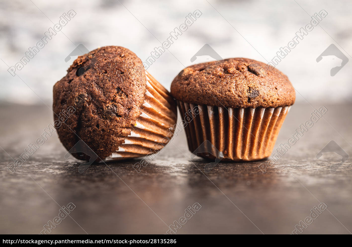 tasty, chocolate, muffins., sweet, cupcakes. - 28135286