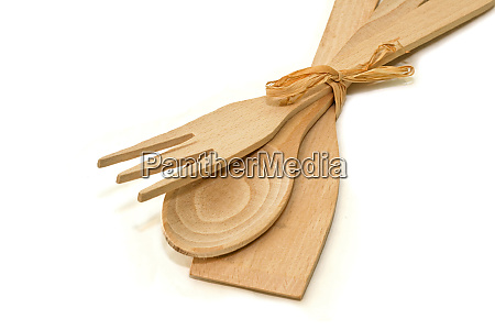 wooden utensil