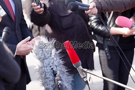 news conference public relations pr