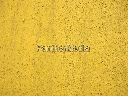 yellow concrete texture background