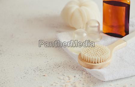 spa beauty concept anti cellulite massage