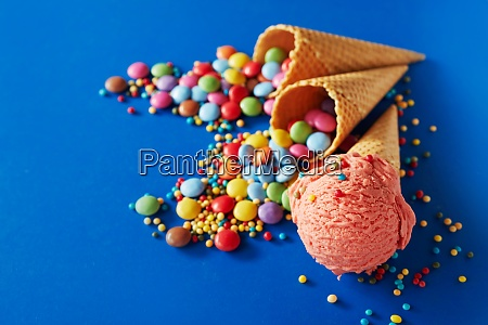 colorful festive party background for summer