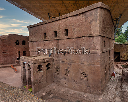 house of the cross church lalibela