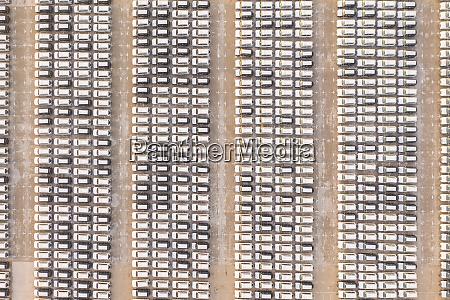 aerial view of dubai united arab