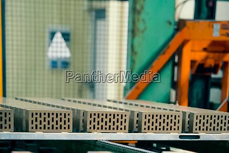 brick production hollow ceramic bricks factory