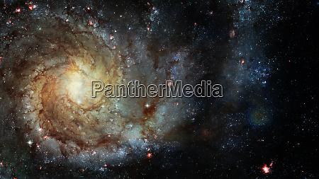 high definition star field night sky