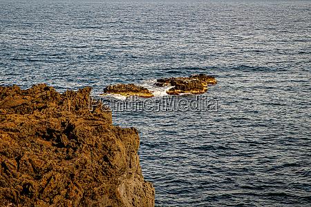 splendid sea coast