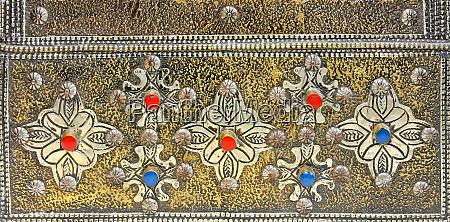 moroccan silver craft