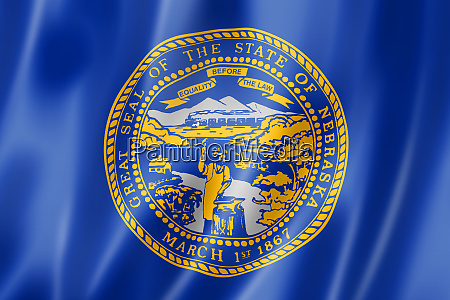 nebraska flag usa