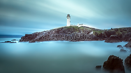 twilight yields to dawn at fanad