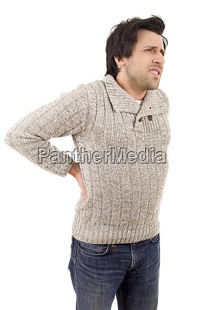 backache pain