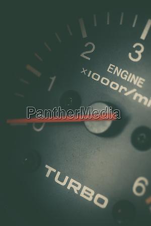 car, turbo, gauge - 28174989