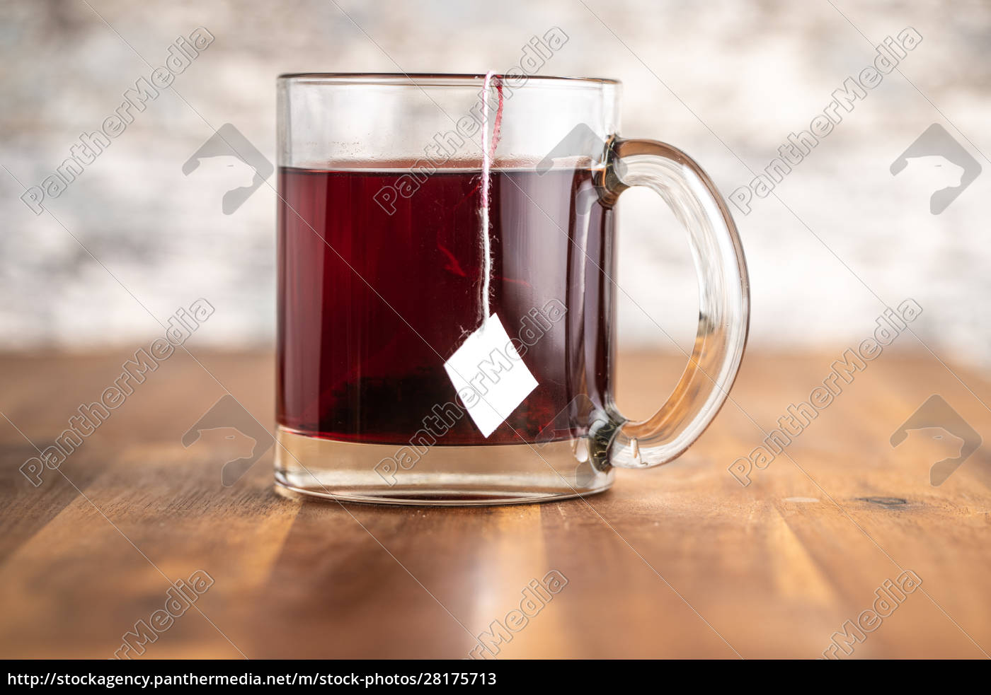 fruit, tea, in, glass, mug. - 28175713