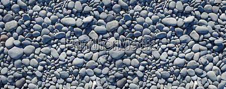 pebbles background banner texture