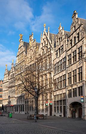 grote market antwerp belgium