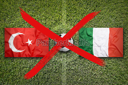 canceled soccer game turkey vs italy