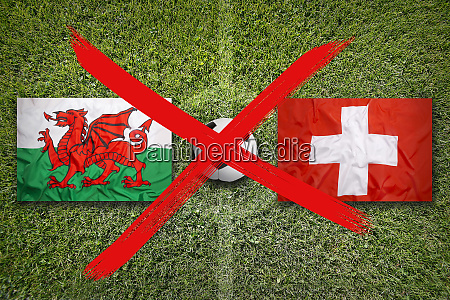 canceled soccer game wales vs switzerland