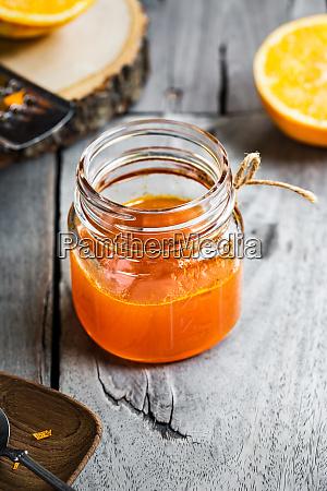 orange syrup