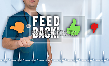 feedback doctor shows on viewer with