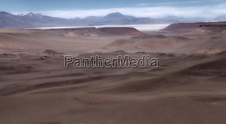landscape at the puna de atacama