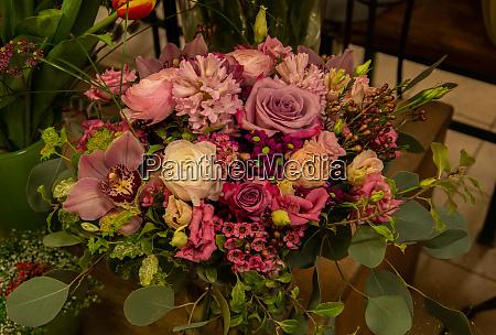 flower shop prepared flower bloom florist