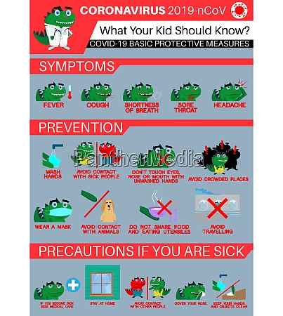 symptoms and prevention tips for children