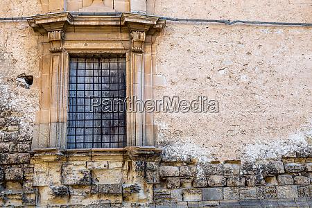 windows in the facades