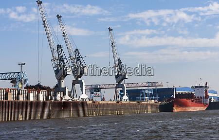 ship pier