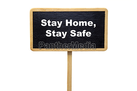 stay at home stay safe