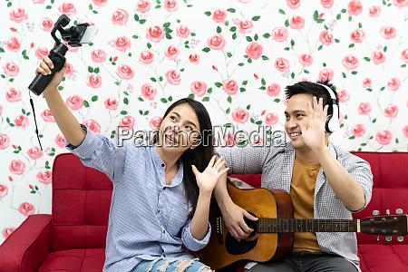 singers vlogger blogger