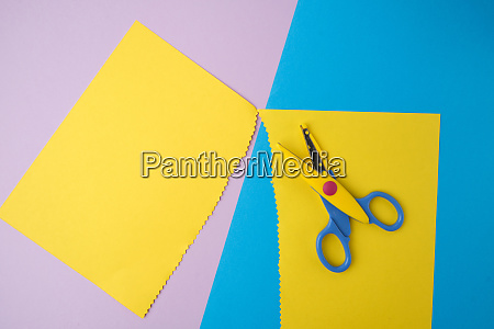 abstract, background, of, colored, paper, , yellow - 28215628