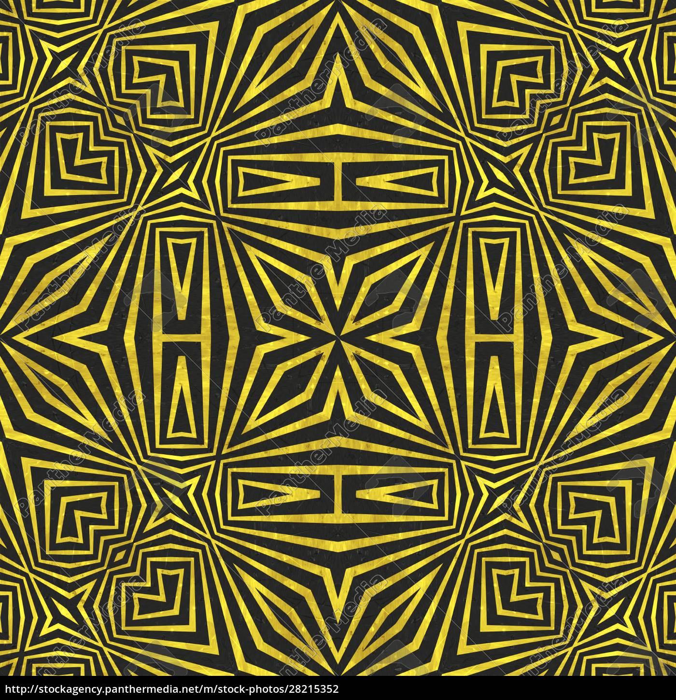 art, deco, seamless, repeating, pattern - 28215352