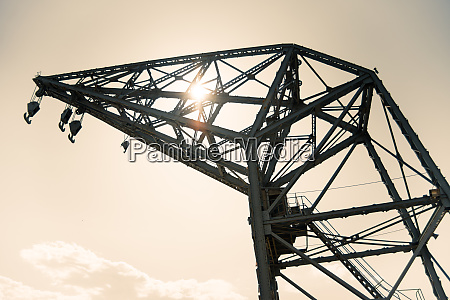 old, crane, in, the, port, of - 28215504