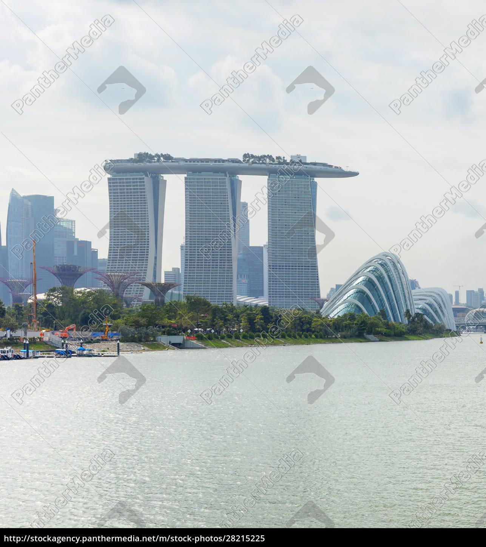 singapore, marina, bay, gardens, river - 28215225