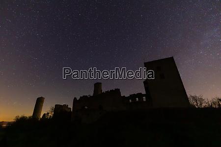 the, ruine, of, brandenburg, castle, at - 28215471