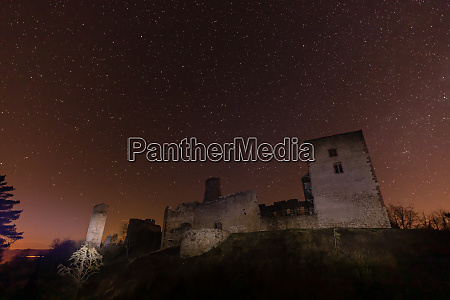 the, ruine, of, brandenburg, castle, at - 28215475