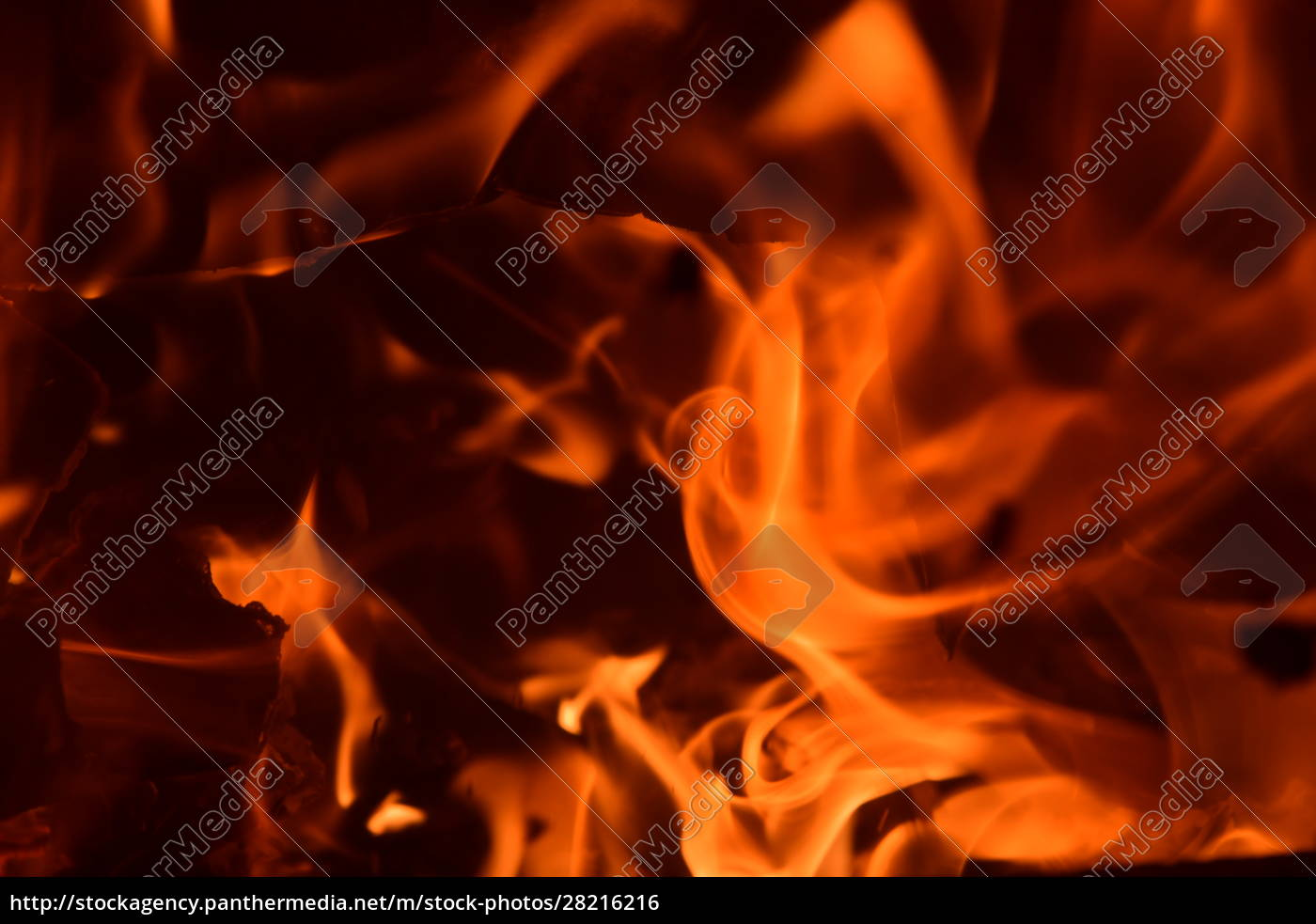 fire, in, the, fireplace, , log, fire, - 28216216