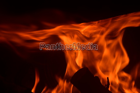 fire, in, the, fireplace, , log, fire, - 28216257