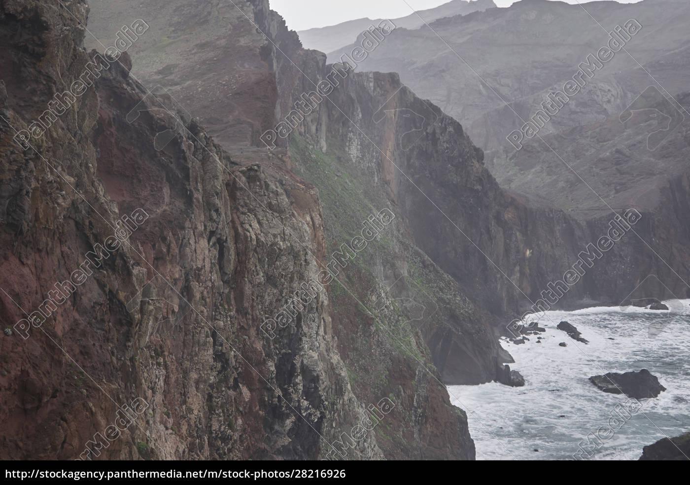 porto moniz, pico de arieiro, paul da serra, madeira, highplateau, meadow - 28216926
