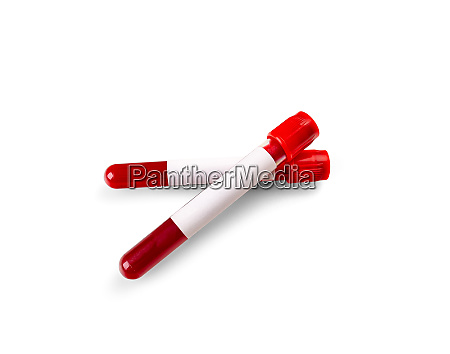 blood test tube